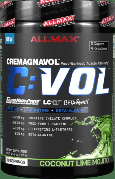 CVOL AllMax Nutrition 375 грама 30 дози