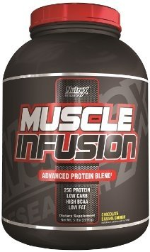 Muscle InFusion Nutrex 2270 грама