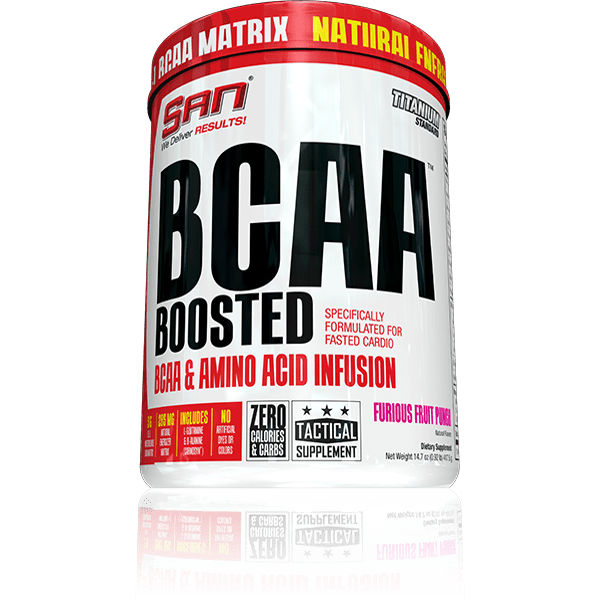 BCAA Boosted SAN 420 грама