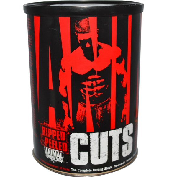 Термогенен Фет Бърнър Animal Cuts Universal Nutrition 42 пакетчета