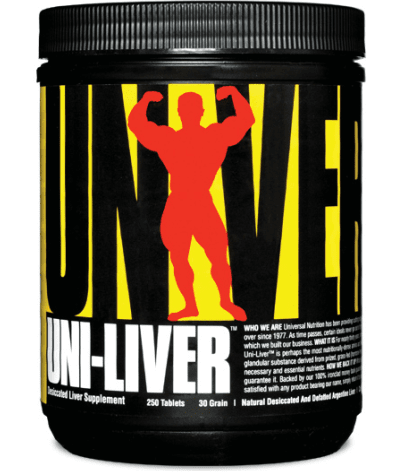 Uni-Liver Universal Nutrition 250 таблетки