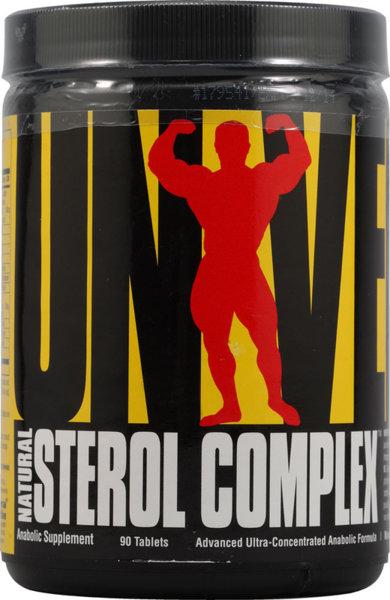 Natural Sterol Complex Universal Nutrition 90 таблетки