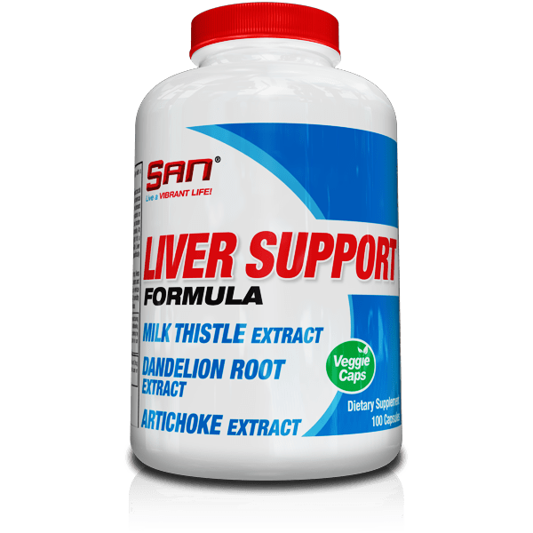 Liver Support SAN 100 капсули