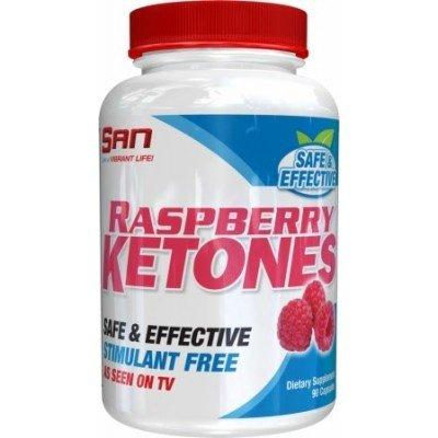 Raspberry Ketones /Малинови Кетони/ SAN 90 капсули