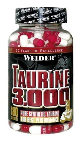 Taurine 3000 Weider 180 капсули