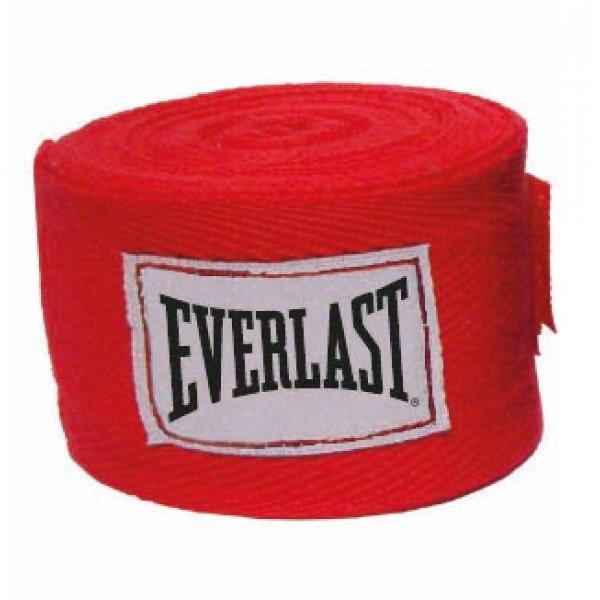 Бинт червен 2.75 / 3 / 4.5m Everlast