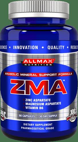 ZMA AllMax Nutrition 90 капсули