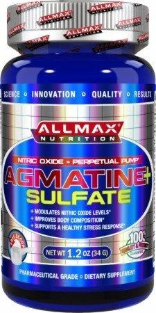 Agmatine Sulfate AllMax Nutrition 34 грама