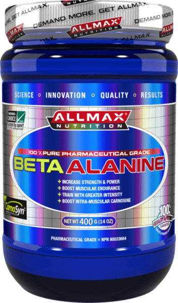 Beta-Alanine Allmax Nutrition 400 грама