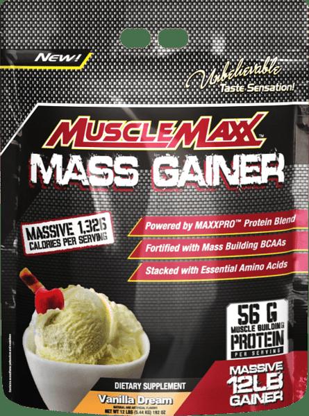 MuscleMaxx Gainer AllMax Nutrition 5344 грама