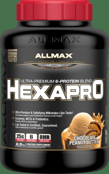 HexaPro AllMax Nutrition 2500 грама
