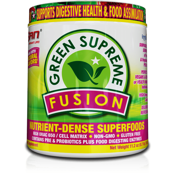 Green Supreme Fusion SAN 316 грама