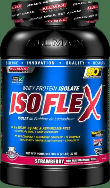 IsoFlex AllMax Nutrition 907 грама
