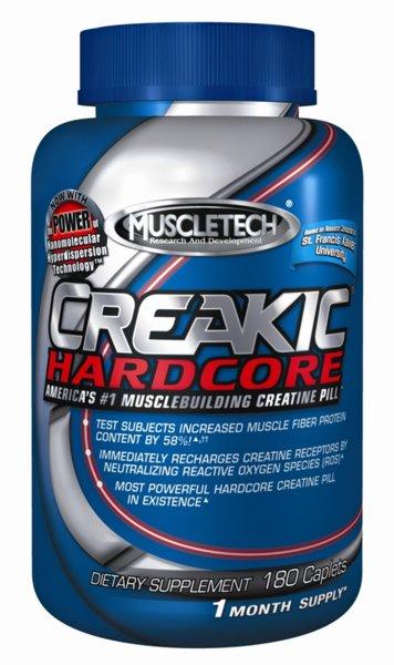 Creakic Muscle Tech 180 таблетки