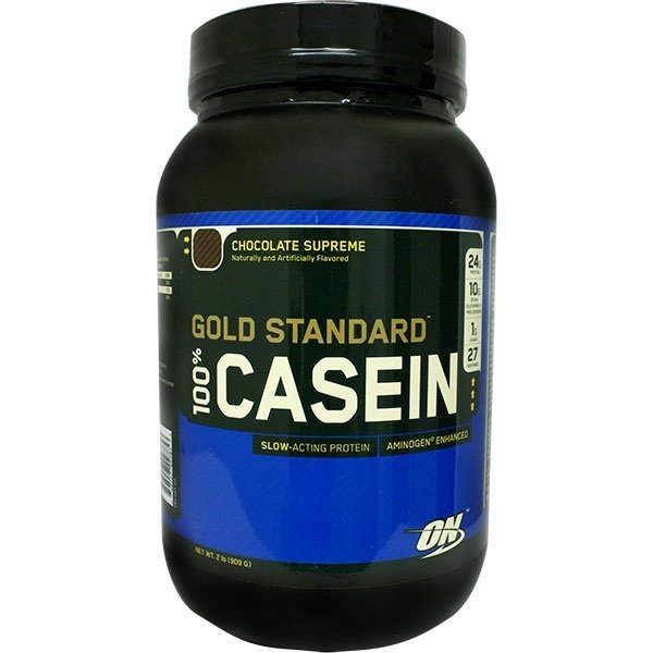 100% Casein Optimum Nutrition 909 грама