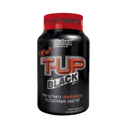 T Up Black Nutrex 150 капсули