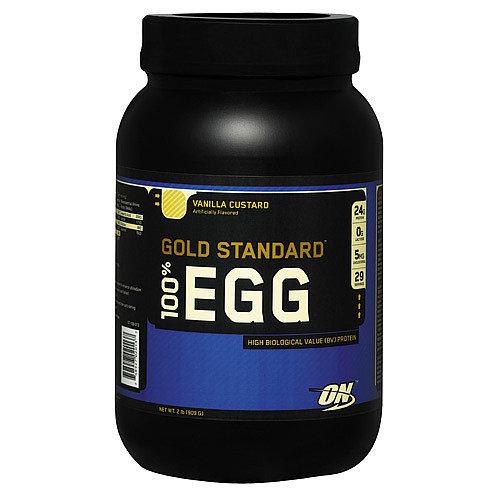 100% Egg Protein (Яйчен албумин) Optimum Nutrition 908 грама