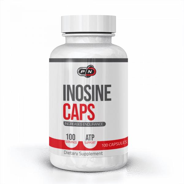 Инозин Pure Inosine Pure Nutrition 100 капсули