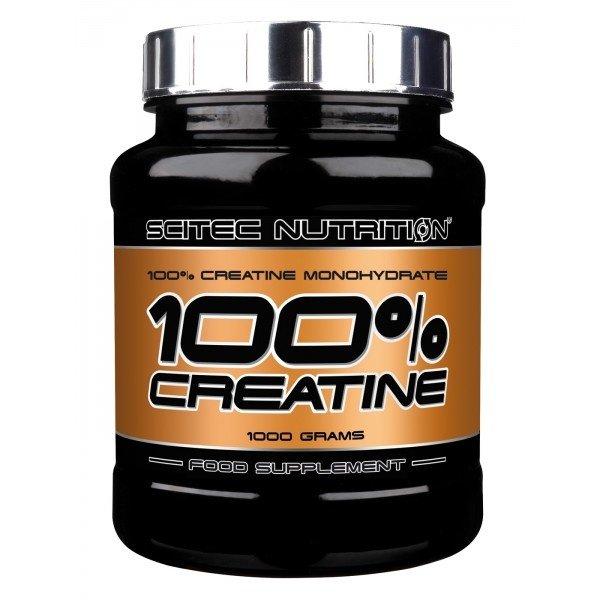 Creatine Monohydrate Scitec Nutrition 1000 грама