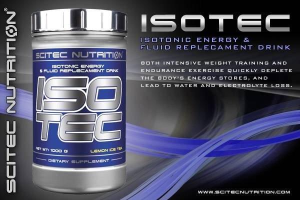IsoTec Scitec 1000 грама