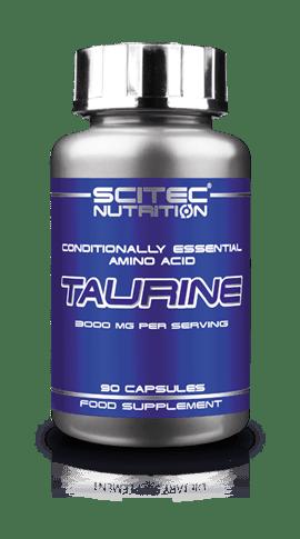 Taurine Scitec Nutrition 90 капсули