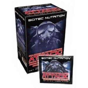 Attack 2.0 Scitec Nutrition 25 пакетчета
