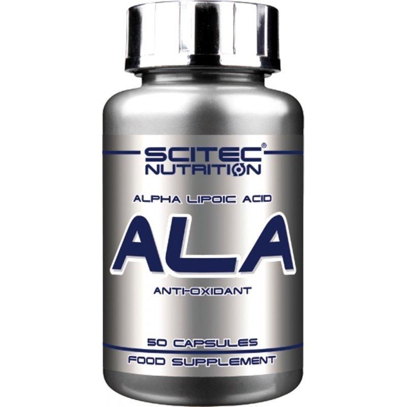 ALA Алфа Липоева Киселина Scitec Nutrition 50 капсули