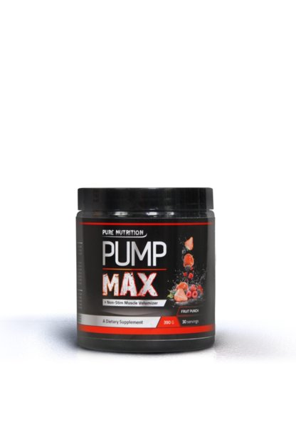 Pump Max Pure Nutrition 360 грама 30 дози