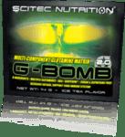 G-Bomb Scitec Nutrition 25 пакетчета