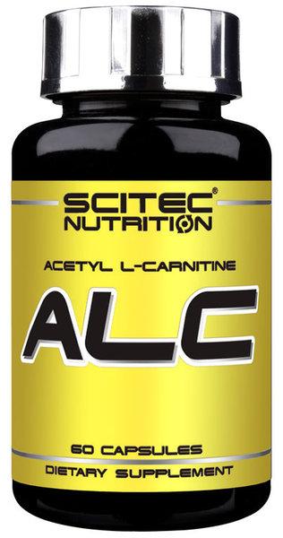 Ацетил Л-Карнитин ALC Scitec Nutrition 60 капсули