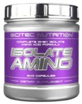 Isolate Amino Scitec Nutrition 500 капсули