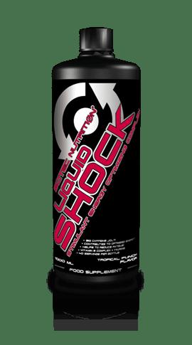 Liquid Shock Scitec Nutrition 1000мл 40 дози