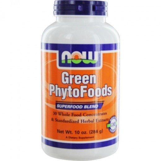Green Phyto Foods - 284gr NOW Foods