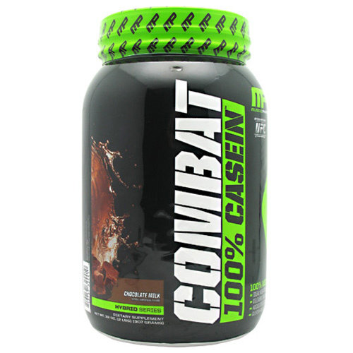 Combat 100% Casein MusclePharm 890 грама