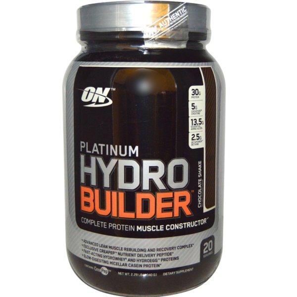 Platinum Hydrobuilder Optimum Nutrition 1000 грама