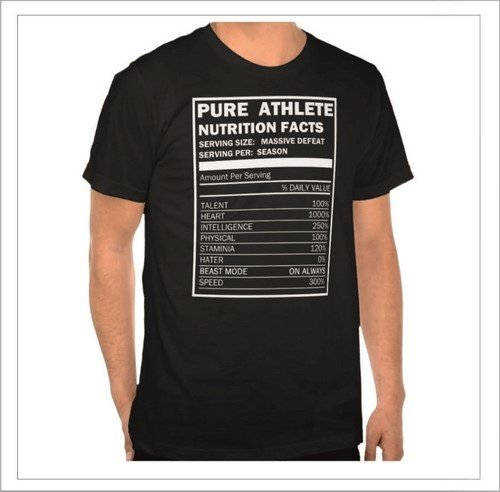 Фитнес тениска Pure Athlete