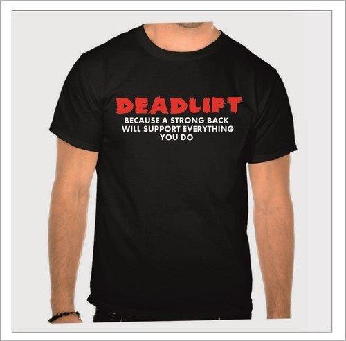 Фитнес тениска Deadlift