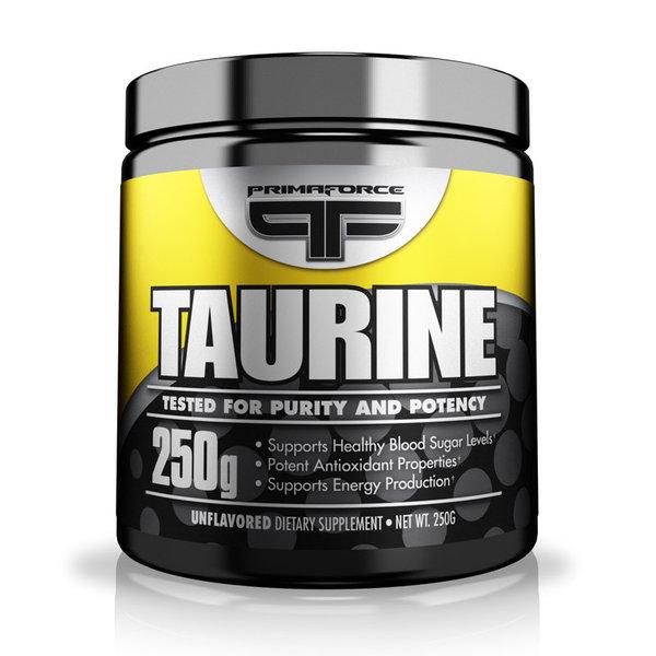 Taurine PrimaForce 250 грама