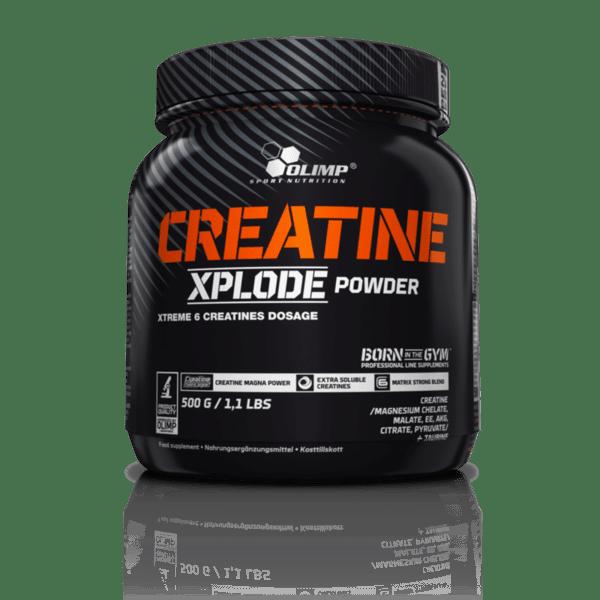 Creatine Xplode Olimp 500 грама