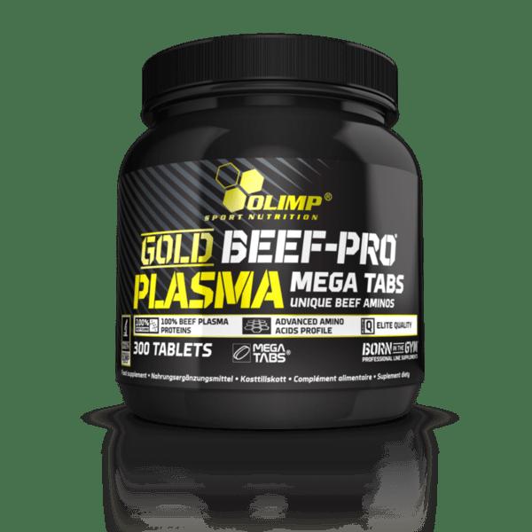 Gold Beef Pro PLASMA Olimp 300 таблетки