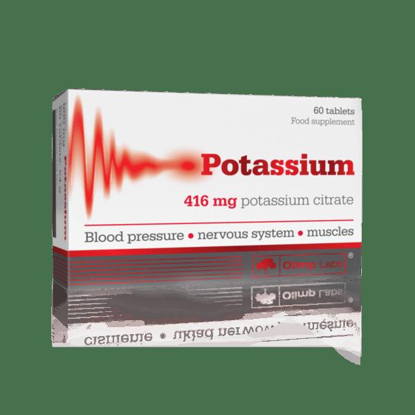 Potassium Калиев цитрат Olimp 60 таблетки