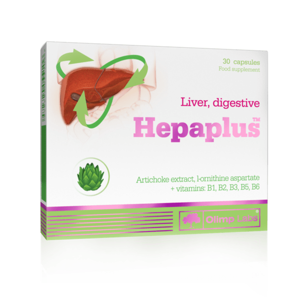 Hepaplus Olimp 30 капсули