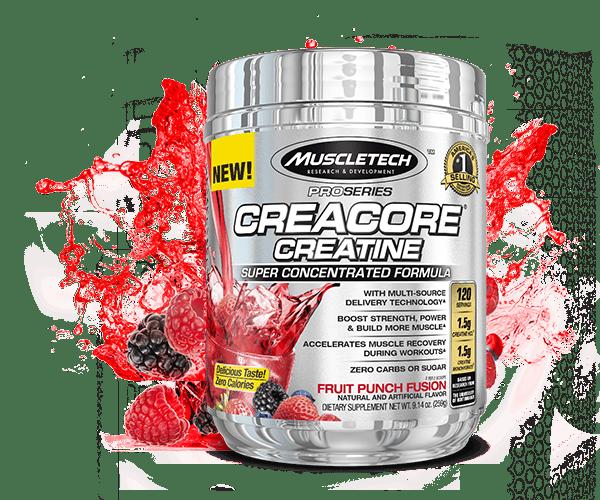 CreaCore Pro Series MuscleTech 240 грама