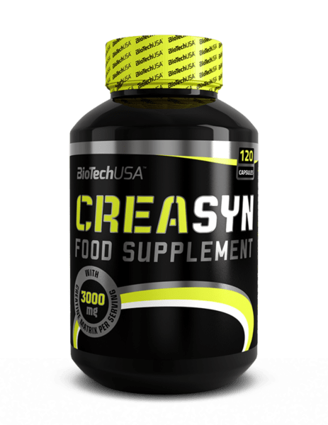 CreaSyn BioTech USA 120 капсули
