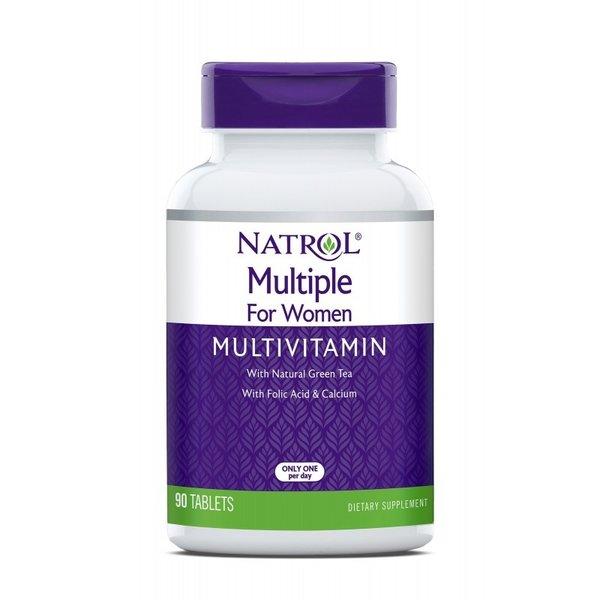 Витамини за жени Multiple Women Natrol 90 таблетки