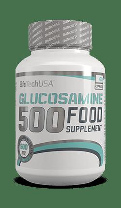 Glucosamine 500 BioTech USA 60 капсули