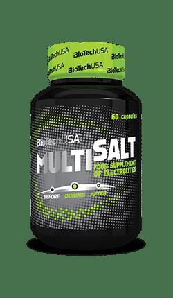 MutiSalt BioTech USA 60 капсули