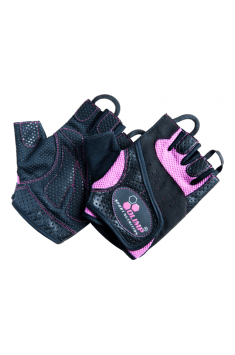 Дамски фитнес ръкавици Star Pink Olimp