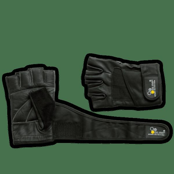 Фитнес ръкавици с накитници Hardcore Profi Olimp