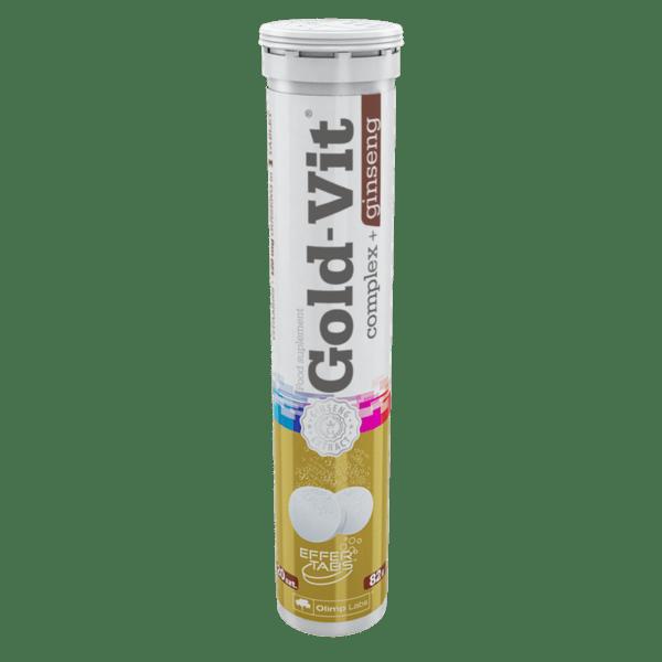 Gold Vit Complex + Ginseng Olimp 20 разтворими таблетки